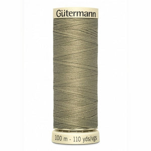 Gutermann Sew All Polyester Sewing Thread - Col 258 - The Fabric Counter