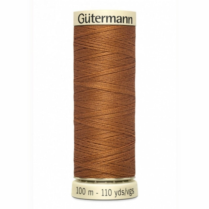 Gutermann Sew All Polyester Sewing Thread - Col 448 - The Fabric Counter