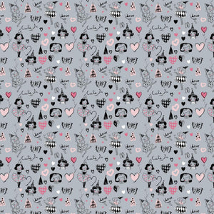 Harlequin - Cotton Print - The Fabric Counter