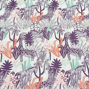 Jungle Print Cotton - The Fabric Counter