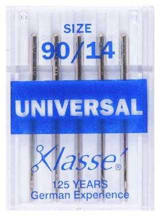 Klasse Machine Needles Universal 90/14 - The Fabric Counter