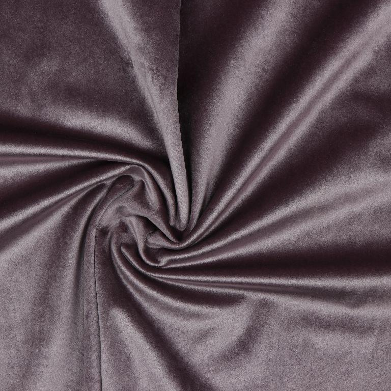 Luxury Velvet - Dusty Mauve - The Fabric Counter