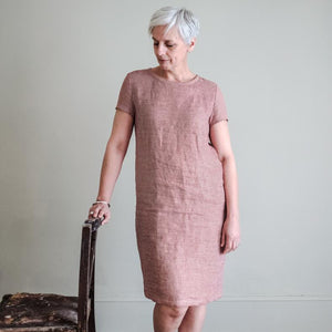 Merchant & Mills Pattern - Camber Dress - The Fabric Counter