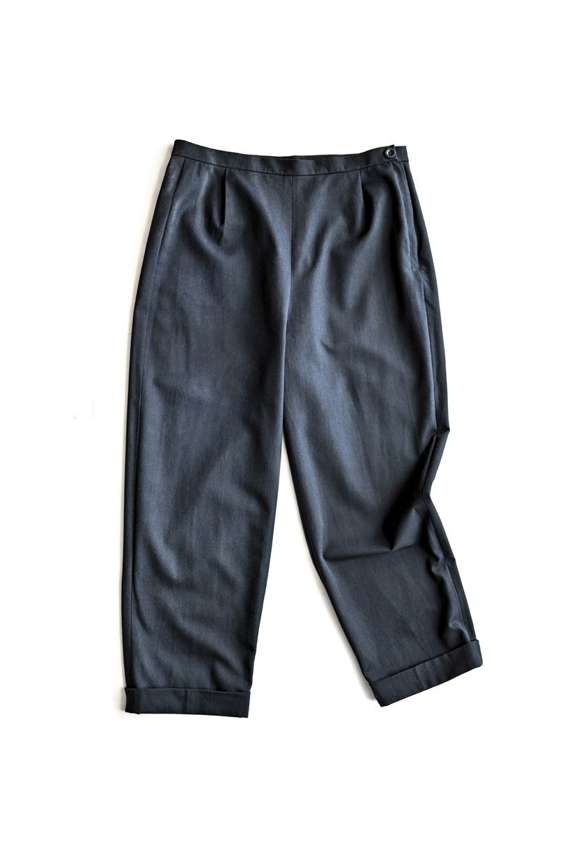 Merchant & Mills Pattern - Eve Trousers - The Fabric Counter