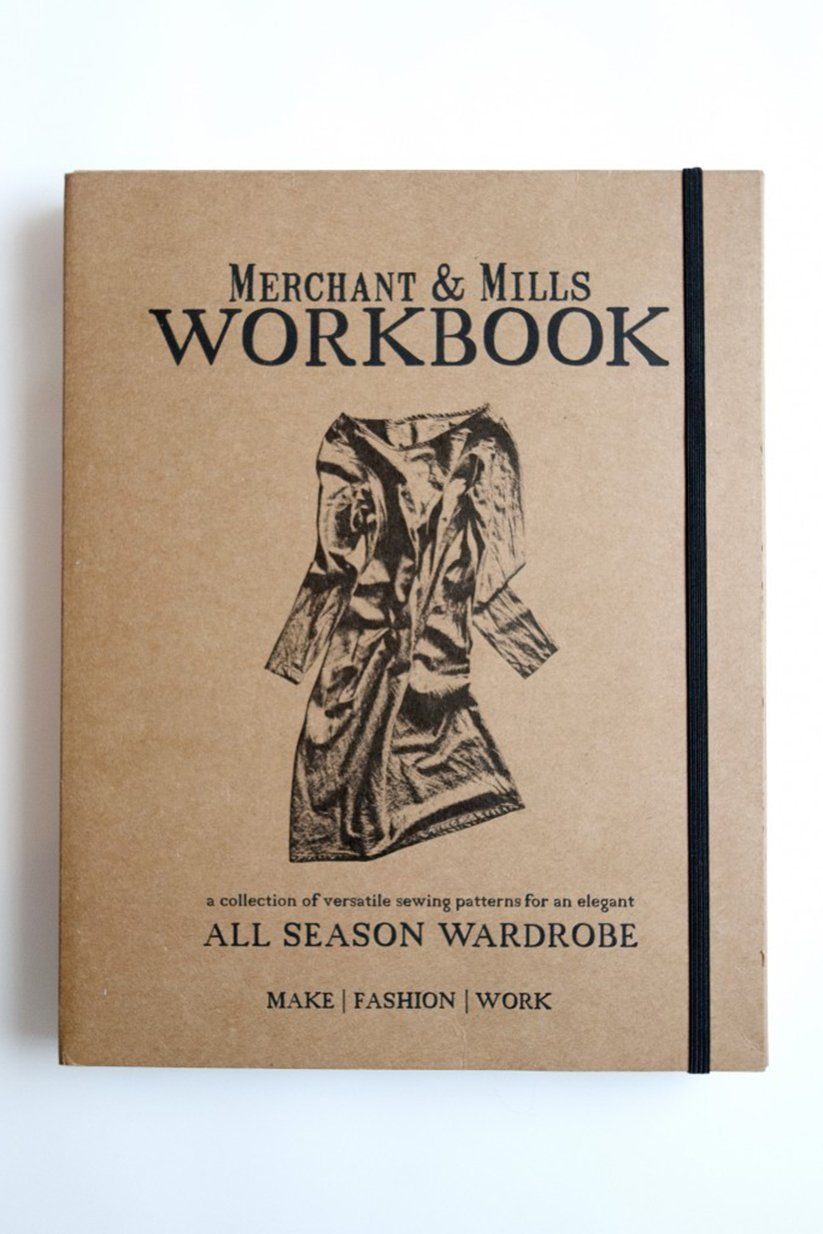 Merchant & Mills - Workbook - The Fabric Counter