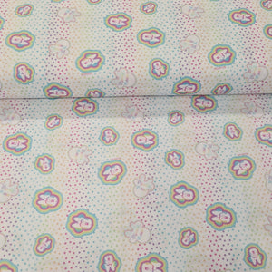 Minnie Mouse Digital Cotton Print - The Fabric Counter