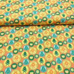 Monster Cotton Print - The Fabric Counter