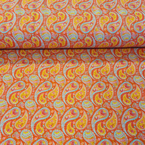 Paisley - Jersey - The Fabric Counter