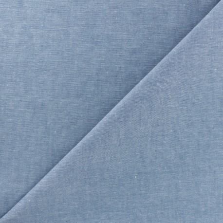 Plain Chambray - The Fabric Counter