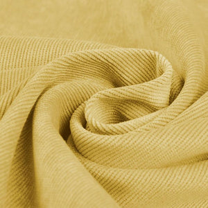 Plain Corduroy - Mustard - The Fabric Counter