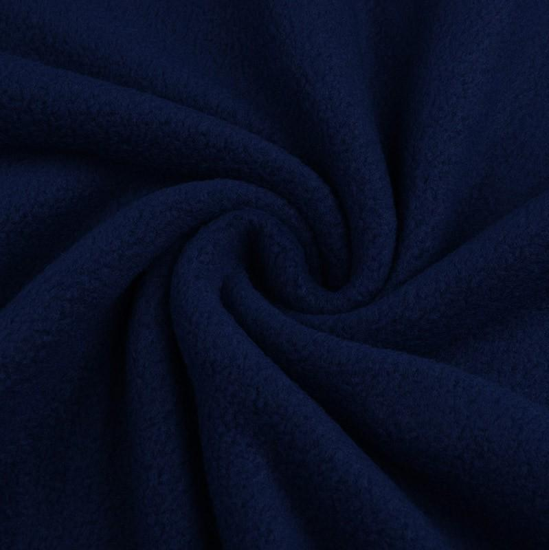 Polar Fleece - Navy - The Fabric Counter