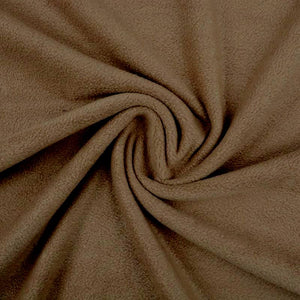 Polar Fleece - Sand - The Fabric Counter