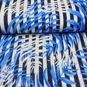 Printed Cotton Muslin - The Fabric Counter