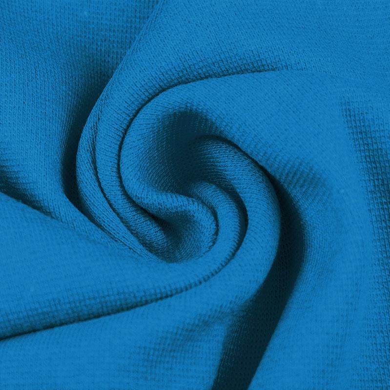 Ribbing / Cuff Fabric - Aqua - The Fabric Counter