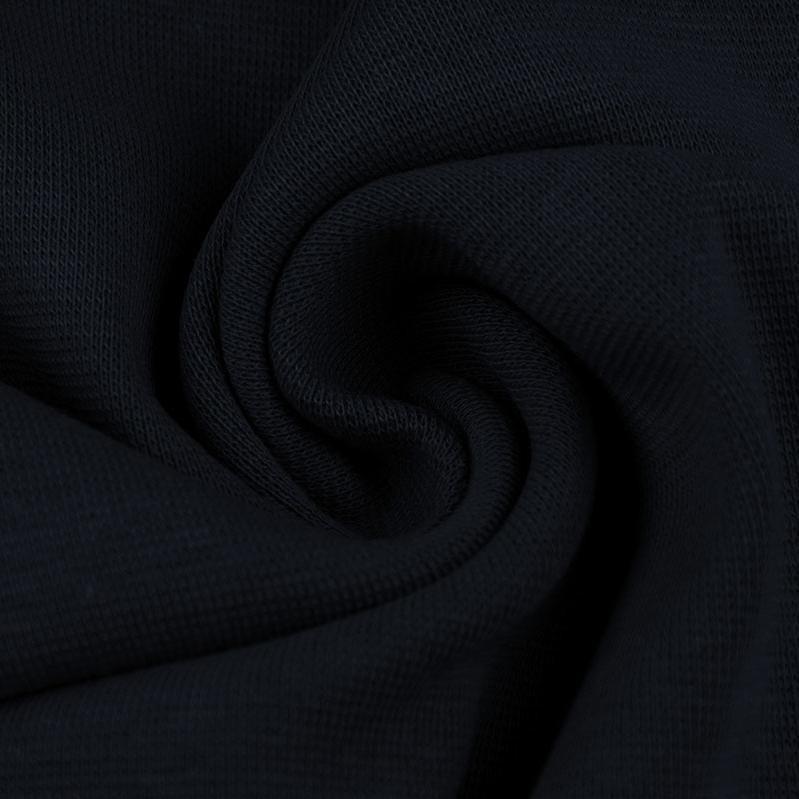 Ribbing / Cuff Fabric - Navy - The Fabric Counter