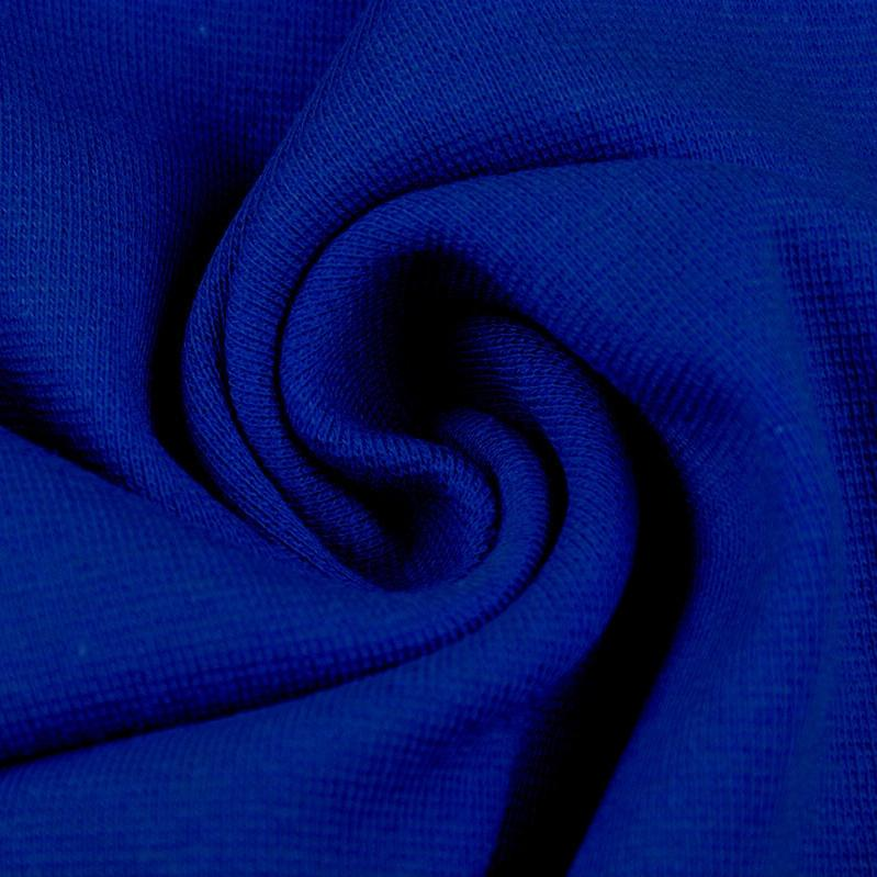 Ribbing / Cuff Fabric - Royal - The Fabric Counter
