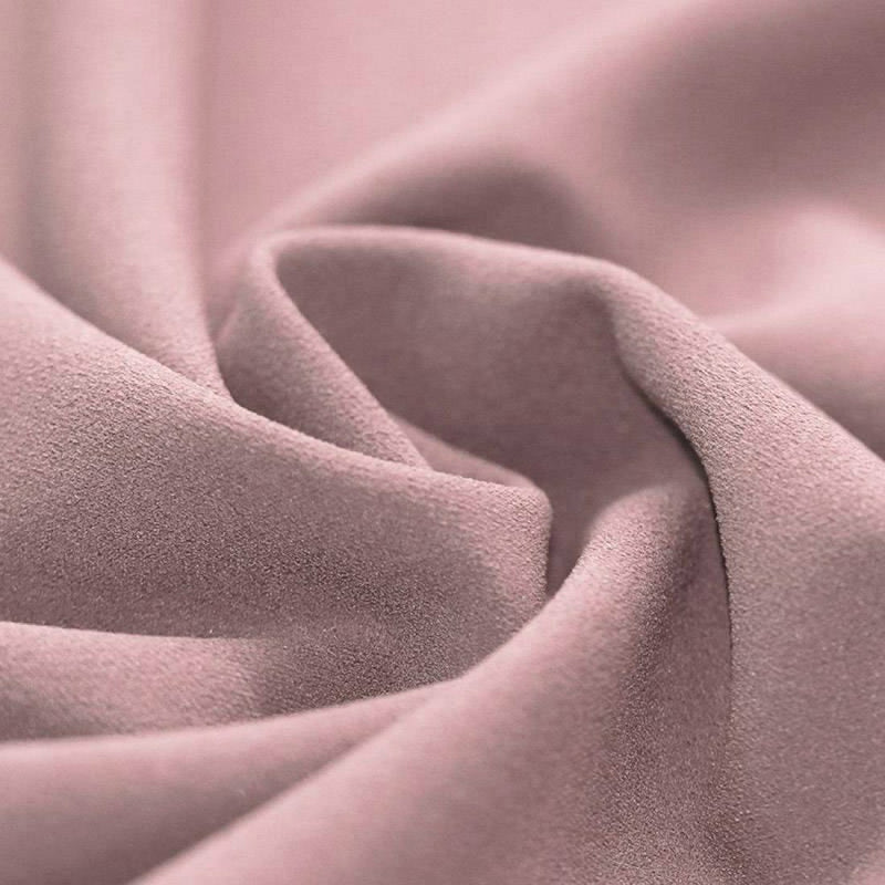 Scuba Crepe - Taupe Pink - The Fabric Counter