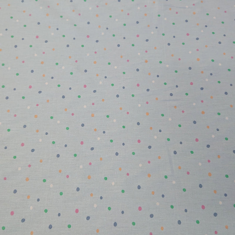 Spot Cotton Print - The Fabric Counter