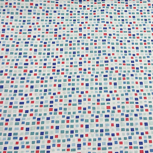 Square Cotton Print - The Fabric Counter
