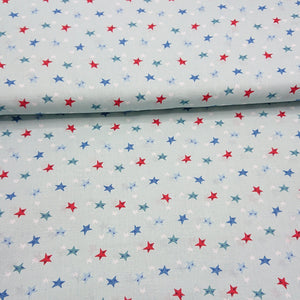 Star Cotton Print - The Fabric Counter
