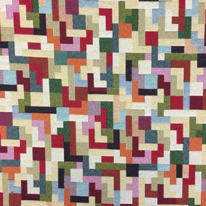 Tetris Tapestry - The Fabric Counter