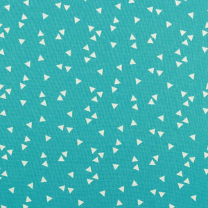 Triangle - Cotton Print - The Fabric Counter