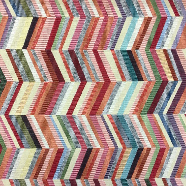 Zig Zag Tapestry - The Fabric Counter