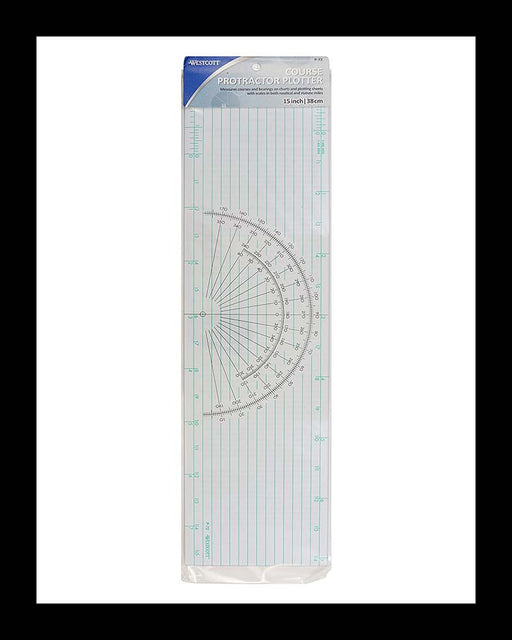 Protractor Plotter Ruler
