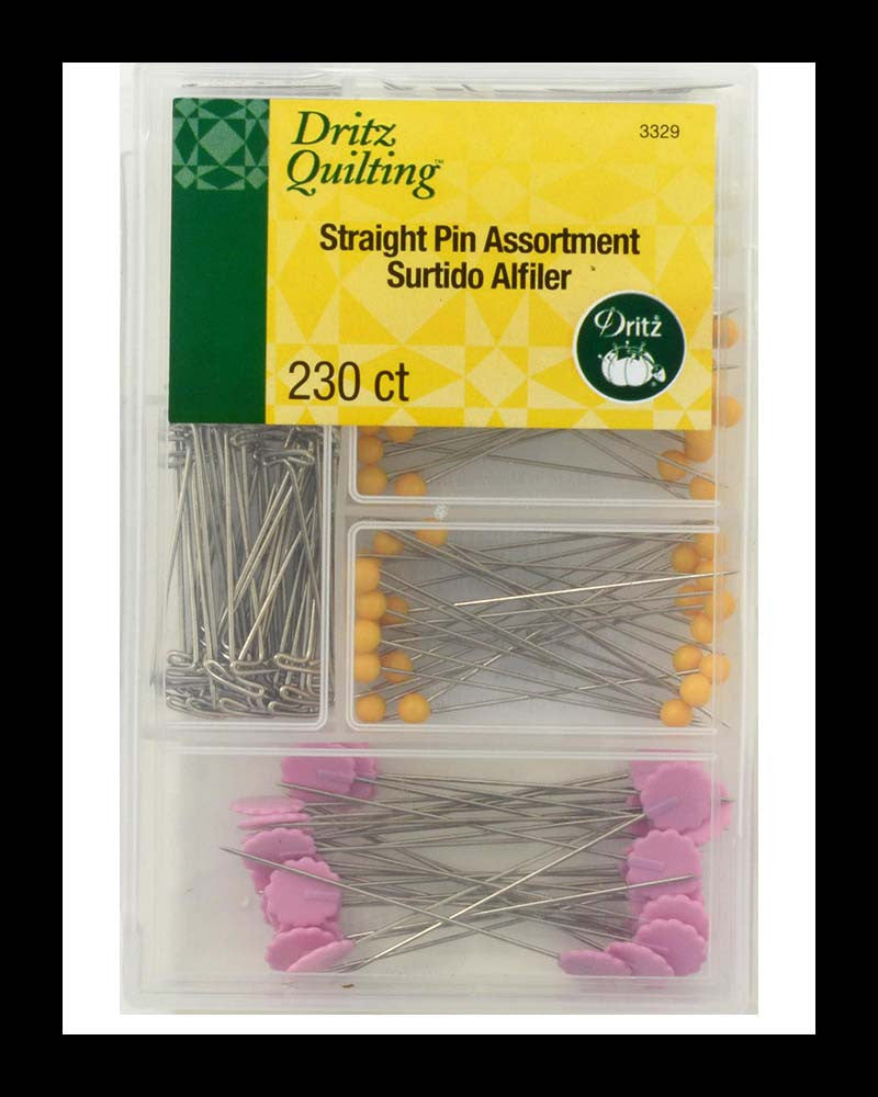 Straight Pin Assortment