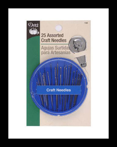 Craft Needles Assorted