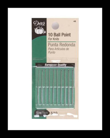 Ball Point Hand Needles
