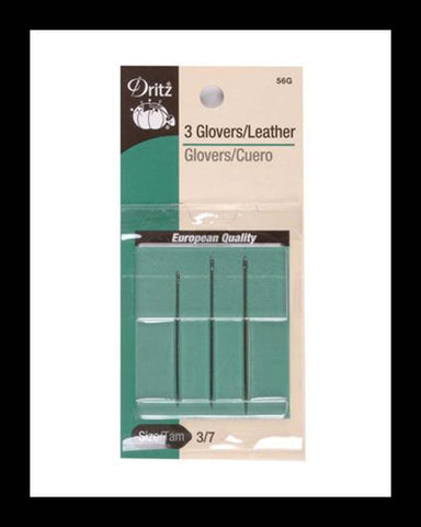 Glovers Leather Needles