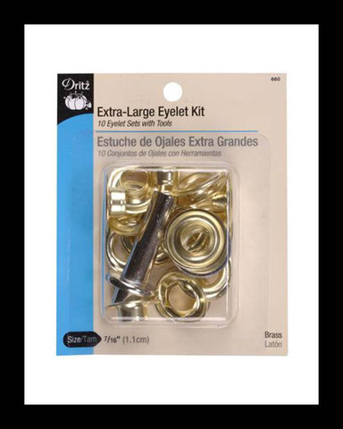 Extra-Large Eyelet Kit