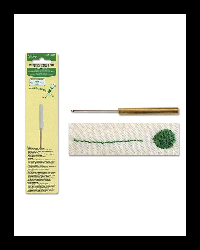 Embroidery Needle Refill [1 PLY]