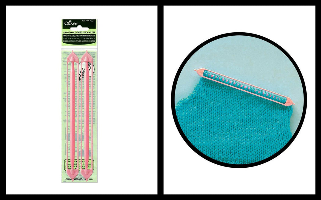 Jumbo Double Ended Stitch Holder