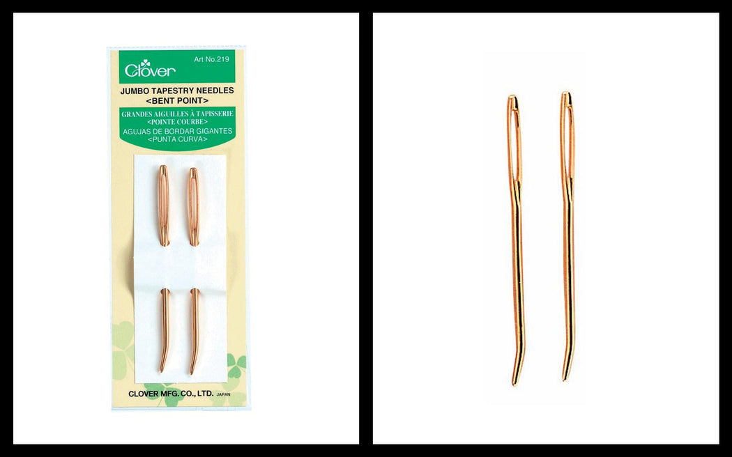Jumbo Tapestry Needles