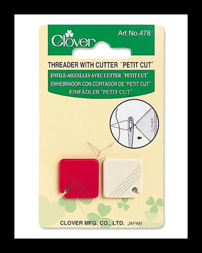 "Threader With Cutter ""Petit Cut"""
