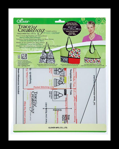NZ.Trace'n Create Bag Templates