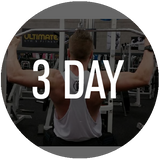 Time2Define THREE DAY Gym Based 6 Week Plan
