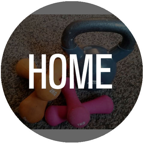 Time2Define HOME based 6 Week Plan