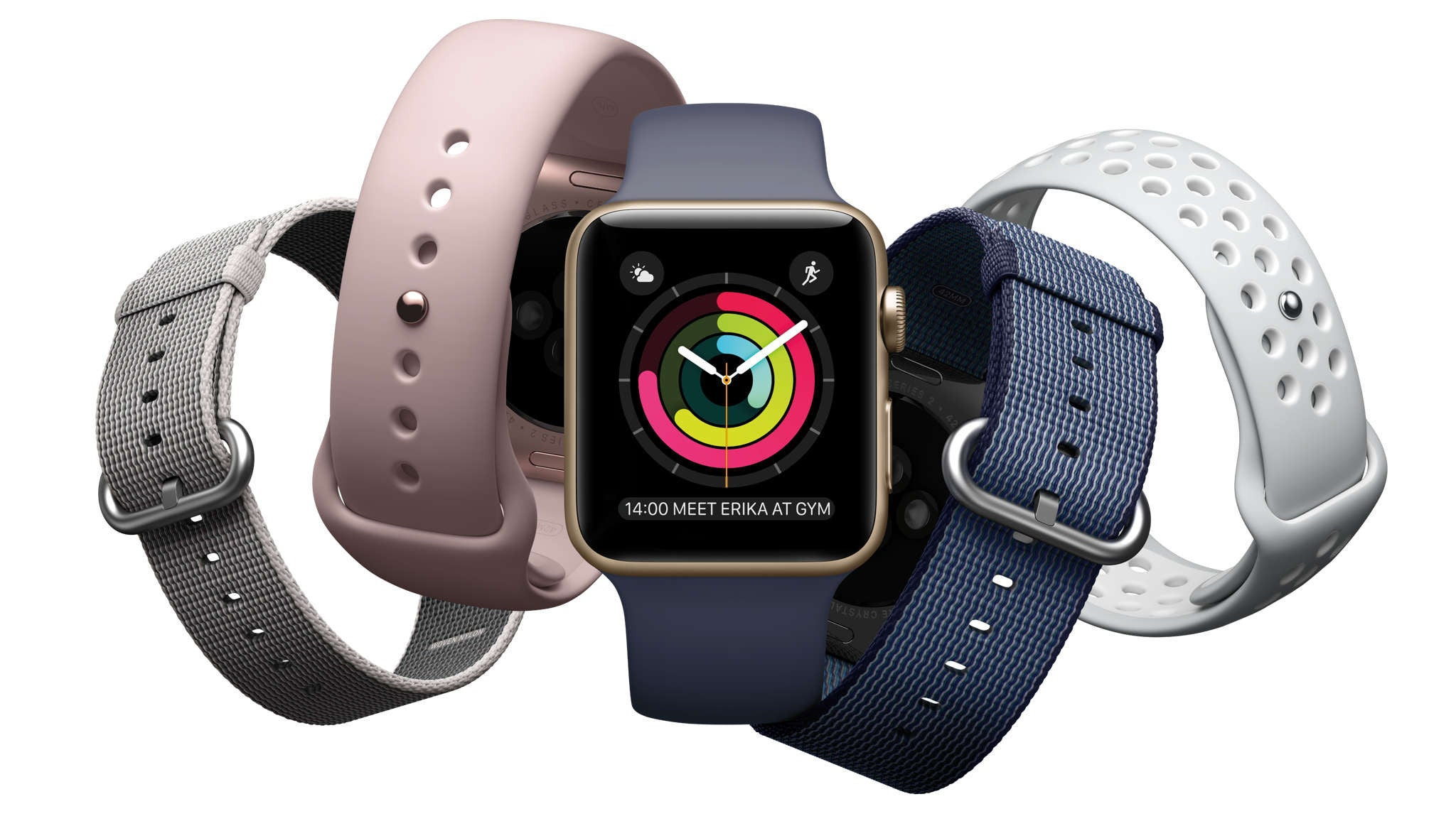 Express yourself with new Apple Watch bands