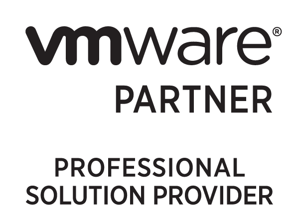 We are VMware partner now