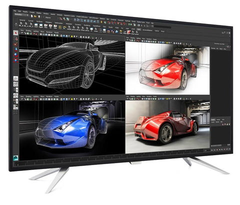 BDM4350UC 43-Inch Class IPS-LED Monitor