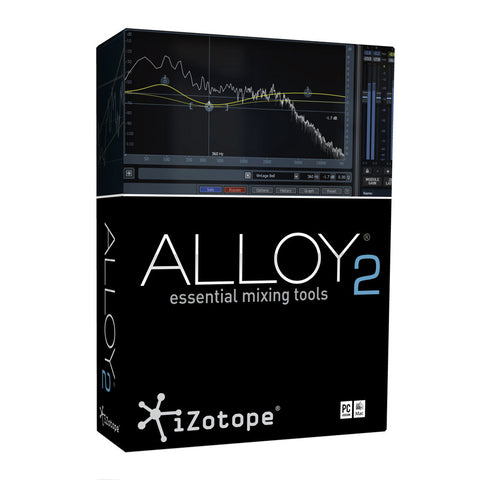 Izotope Alloy 2 Mixing Software