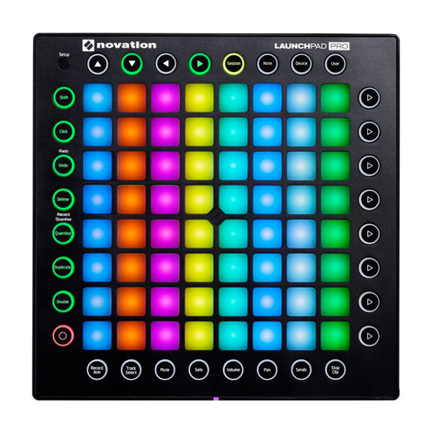 Novation Launchpad Pro controller for Ableton Live