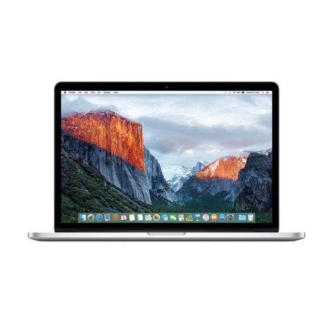 15-inch MacBook Pro Retina Thunderbolt 2 & USB 3