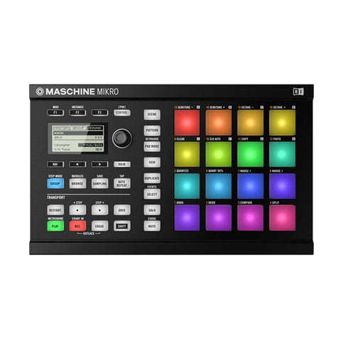Native Instruments Maschine Mikro MKII Groove Production Studio