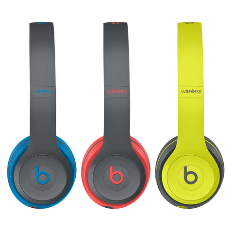 Beats Solo2 Wireless Headphones Active Collection