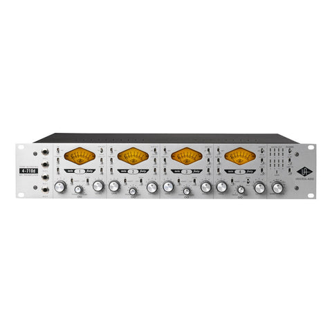 Universal Audio 4-710D Twin-Finity 4 Channel Pre Amp