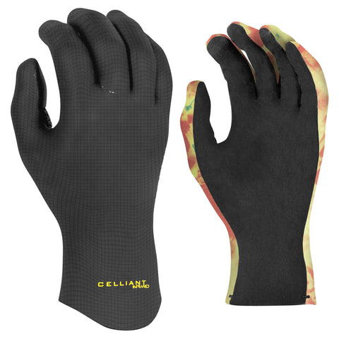 XCEL 2MM COMP X 5 FINGER GLOVE